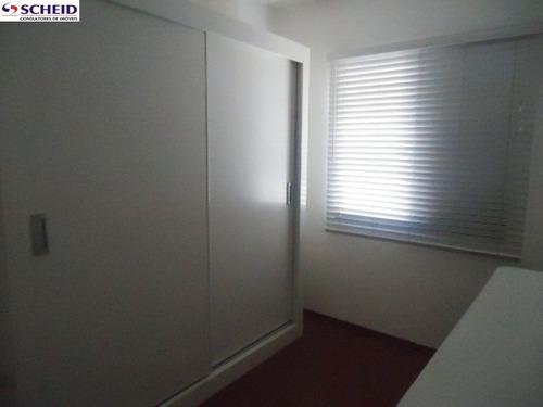 v.mascote, pintado, mobiliado, 2 dorm, sala 2 amb, coz, wc, sacada, 1 vaga, lazer - mc3040