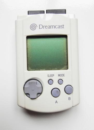 vmu memory cars sega dreamcast original jp refc1175