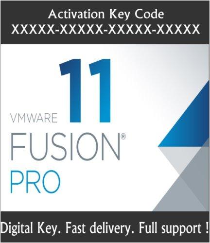 Vmware Fusion 11 Pro Para Mac Vida De Clave De Licencia 3 Pc