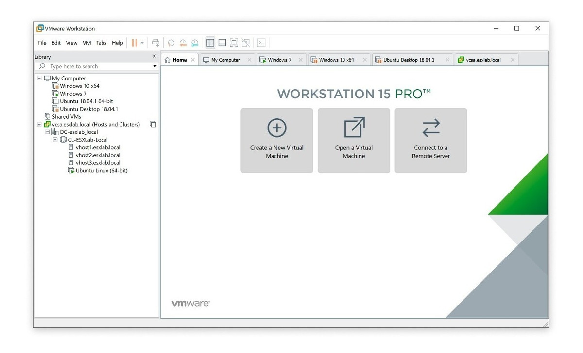 Vmware Workstation 15 0 1 Pro Com Licença Full