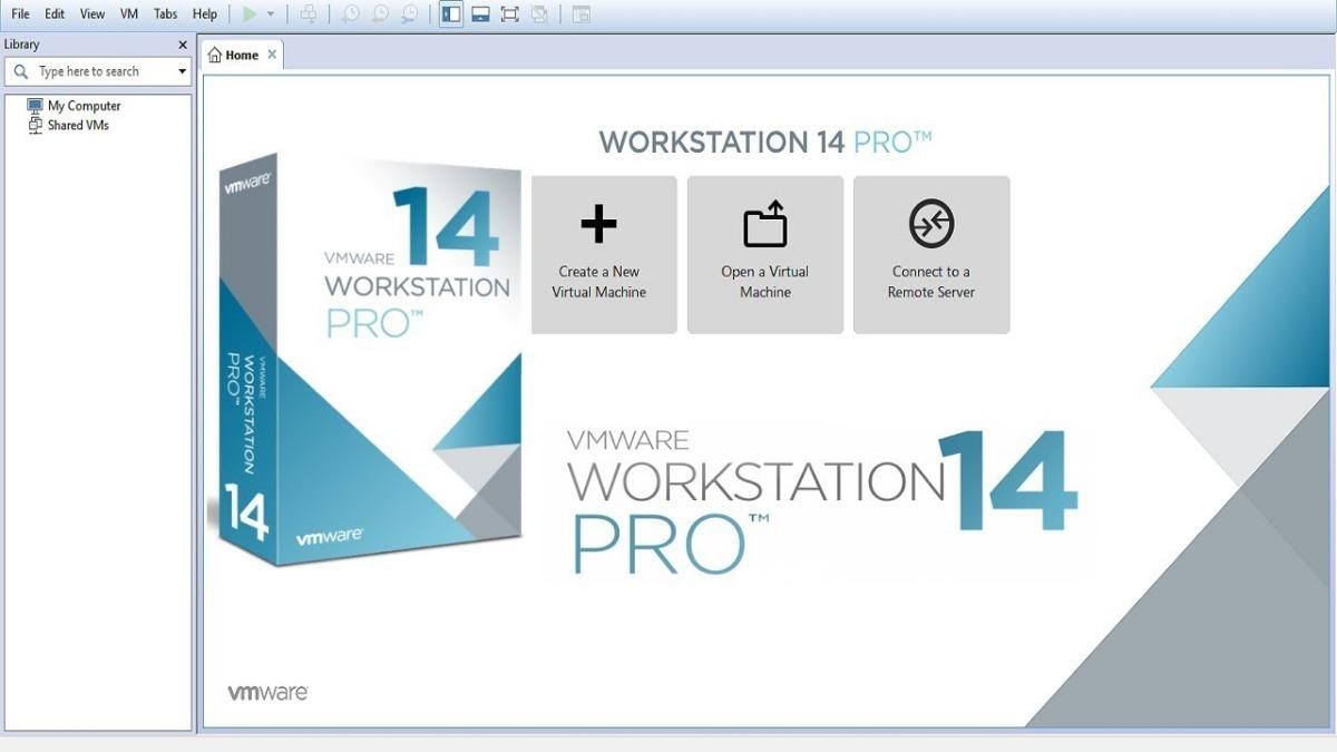 Resultado de imagen para VMware Workstation Pro 14
