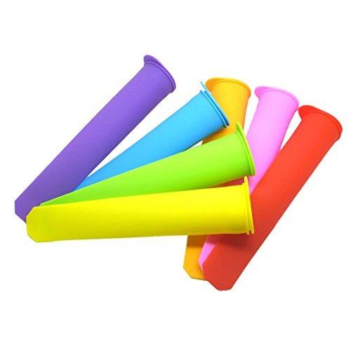 voberry® ice makers pop popsicle los moldes de silicona nue