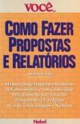 você s.a.: como fazer propostas e relatórios - andrew leigh