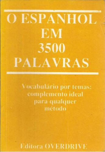 vocabulario portugués-español. 3500 palabras. por temas.
