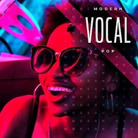 Vocal Sample Pack Acapella - Modern Vocal Pop - Wav E Midi