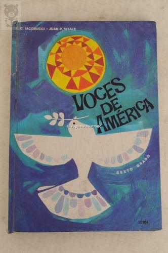 voces de america iacobucci vitale ed kapelusz manual lectura