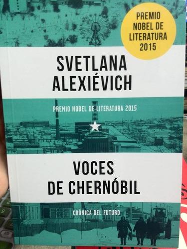 voces de chernobil  svetlana alexievich libro fisico