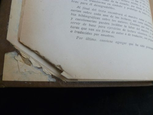 voces del mundo oscar tolosa libro de lectura 6to 1951 l1