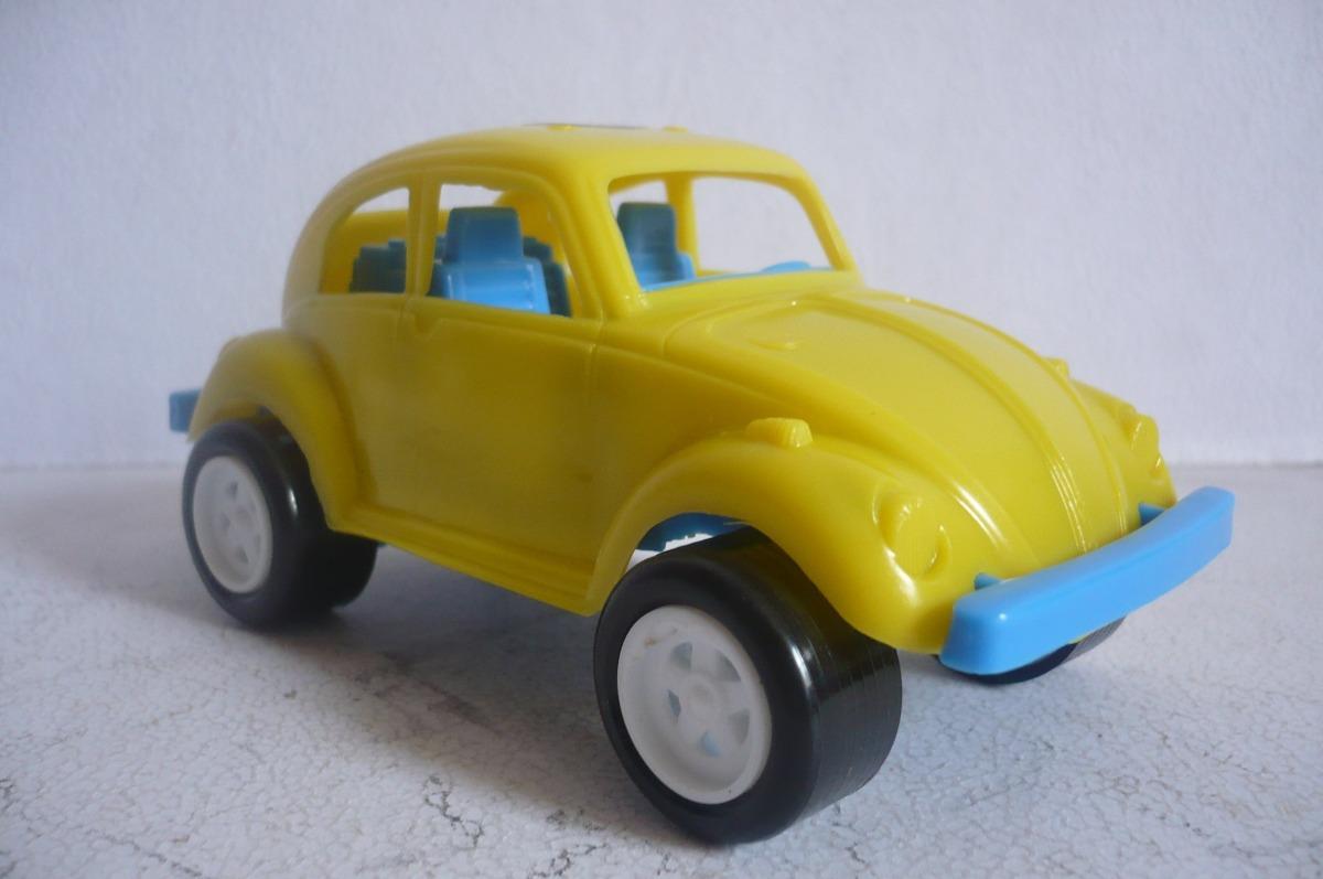 Vocho Beetle Volkswagen Carro De Juguete Impala 70 00 En