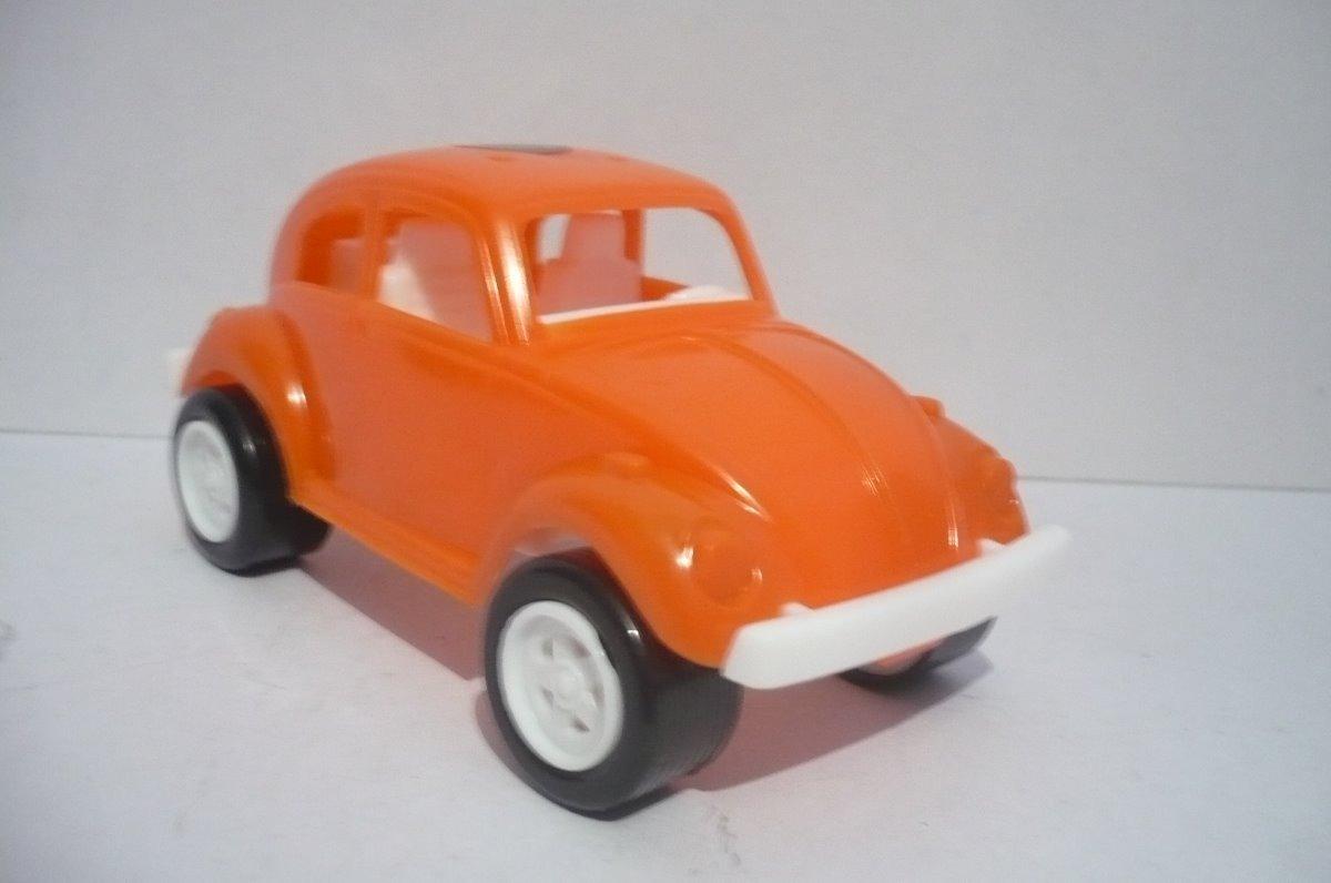 Vocho Vw Beetle Volkswagen Carro De Juguete Impala 70 00 En