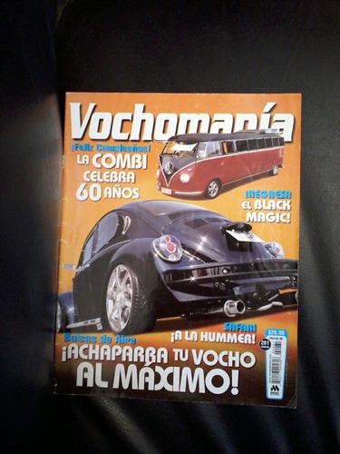 vochomania la combi celebra 60 años