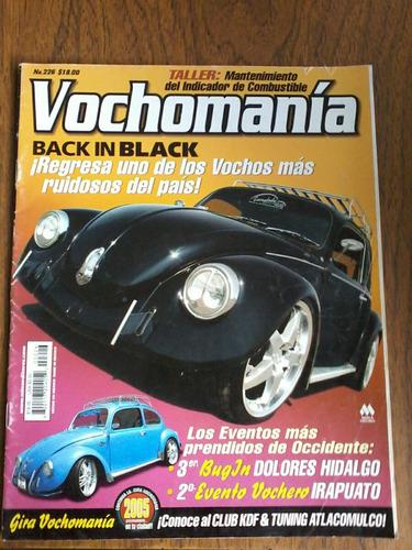 vochomania ¡regresa uno de los vochos más ruidosos del país!
