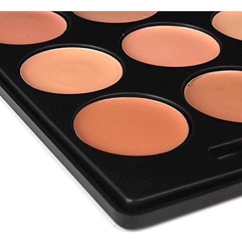 vodisa 20 color crema de maquillaje contorno kitcorrector de
