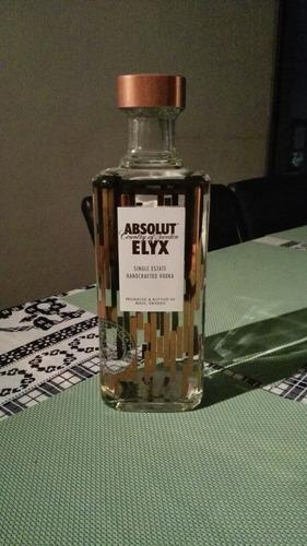 vodka absolud elyx 750ml