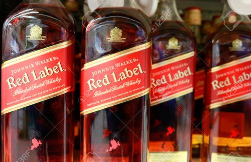vodka absolut 1lt cx c/3 original e 3 johnnie walker red lab