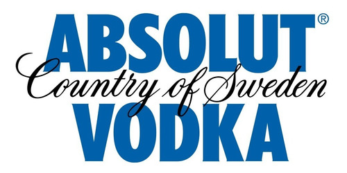 vodka absolut 5 botellas c/estuche y recetario envio gratis
