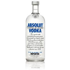Vodka Absolut 750 Ml - Envio Sin Cargo!!!