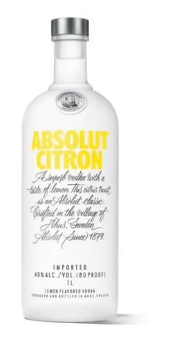 vodka absolut original bebidas, coctel