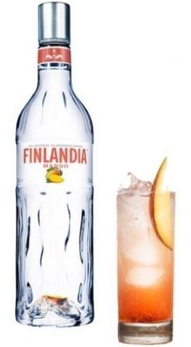 vodka finlandia original bebidas alcohólicas, coctel
