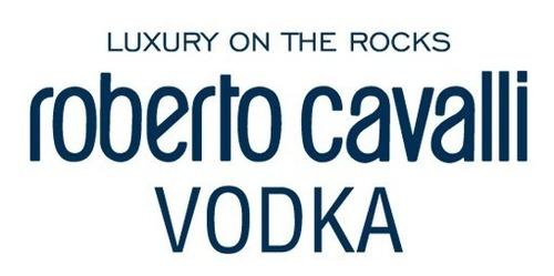 vodka importada roberto cavalli black edition botella litro