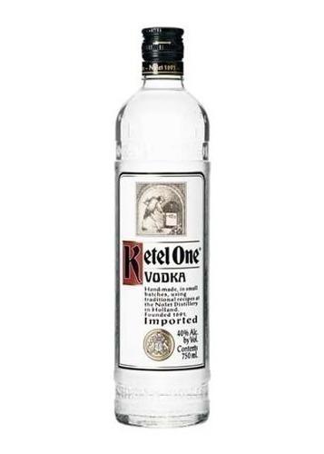vodka ketel one  /bbvinos