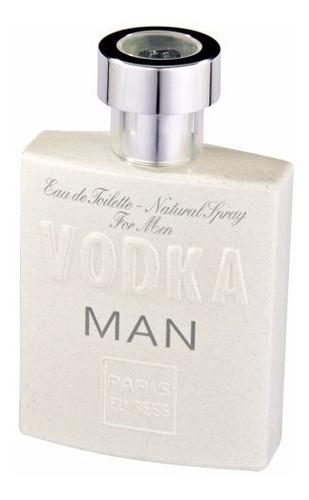 vodka man edt. paris elysees 100ml - original