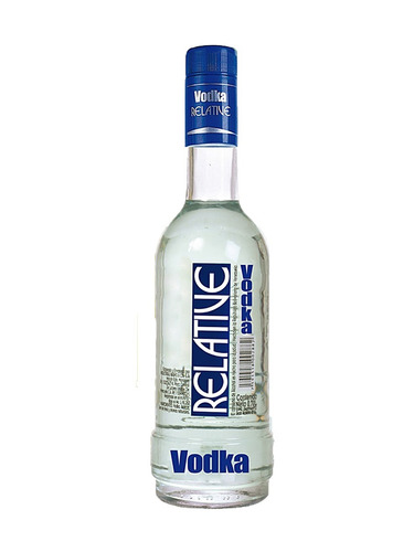vodka relative 0,70l 40° lf