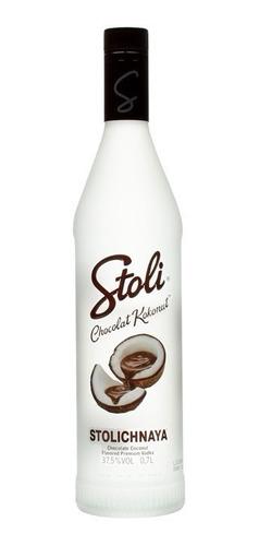 vodka stolichnaya chocolate c/coco  envio gratis caba