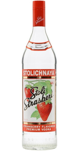 vodka stolichnaya frutilla strawberry envio gratis en caba