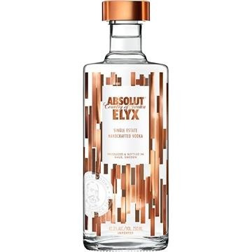 vodka sueca elyx original 1 litro - absolut