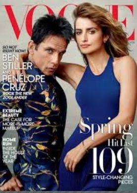 vogue - 2/2016.  revista de moda en inglés