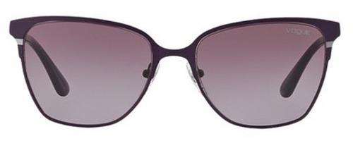 441509274 Vogue 3962s Óculos De Sol-roxo - R$ 367,00 em Mercado Livre