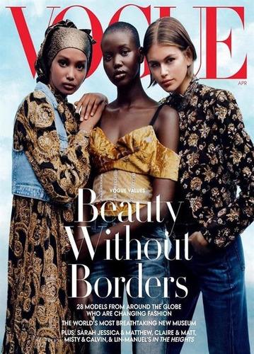 vogue revista us - assinatura 6 revistas impressas
