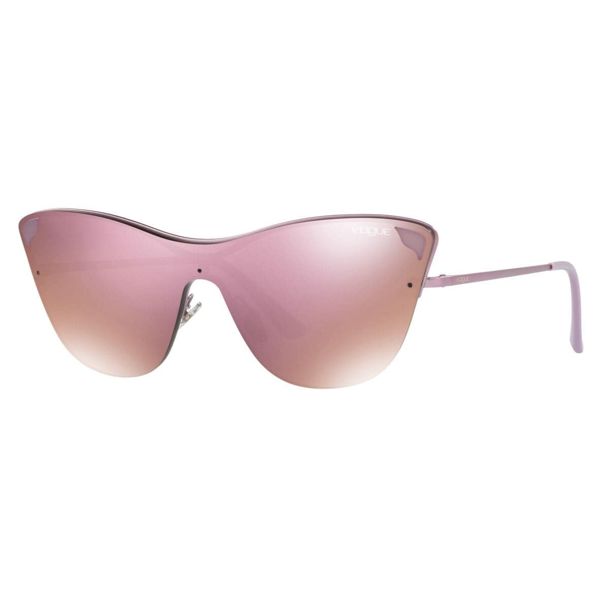 321e77129f Vogue Rosa-marrón Espejado Armazón Rosa Mate - $ 3,244.00 en Mercado ...