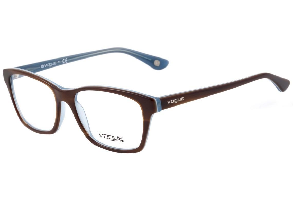 89c96128c5a07 Vogue Vo 2714 Wayfarer - Óculos De Grau 2014 - Lente 5
