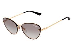 8a974fab8 Óculos Vogue Dourado Modelo Vo 2524 S De Sol - Óculos De Sol no ...