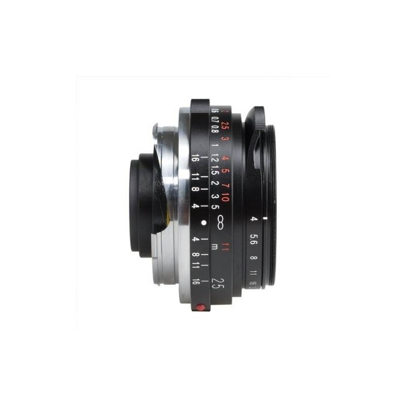 Voigtlander Color-skopar 25 Mm F / 4.0 Lente De Panqueque Co ...
