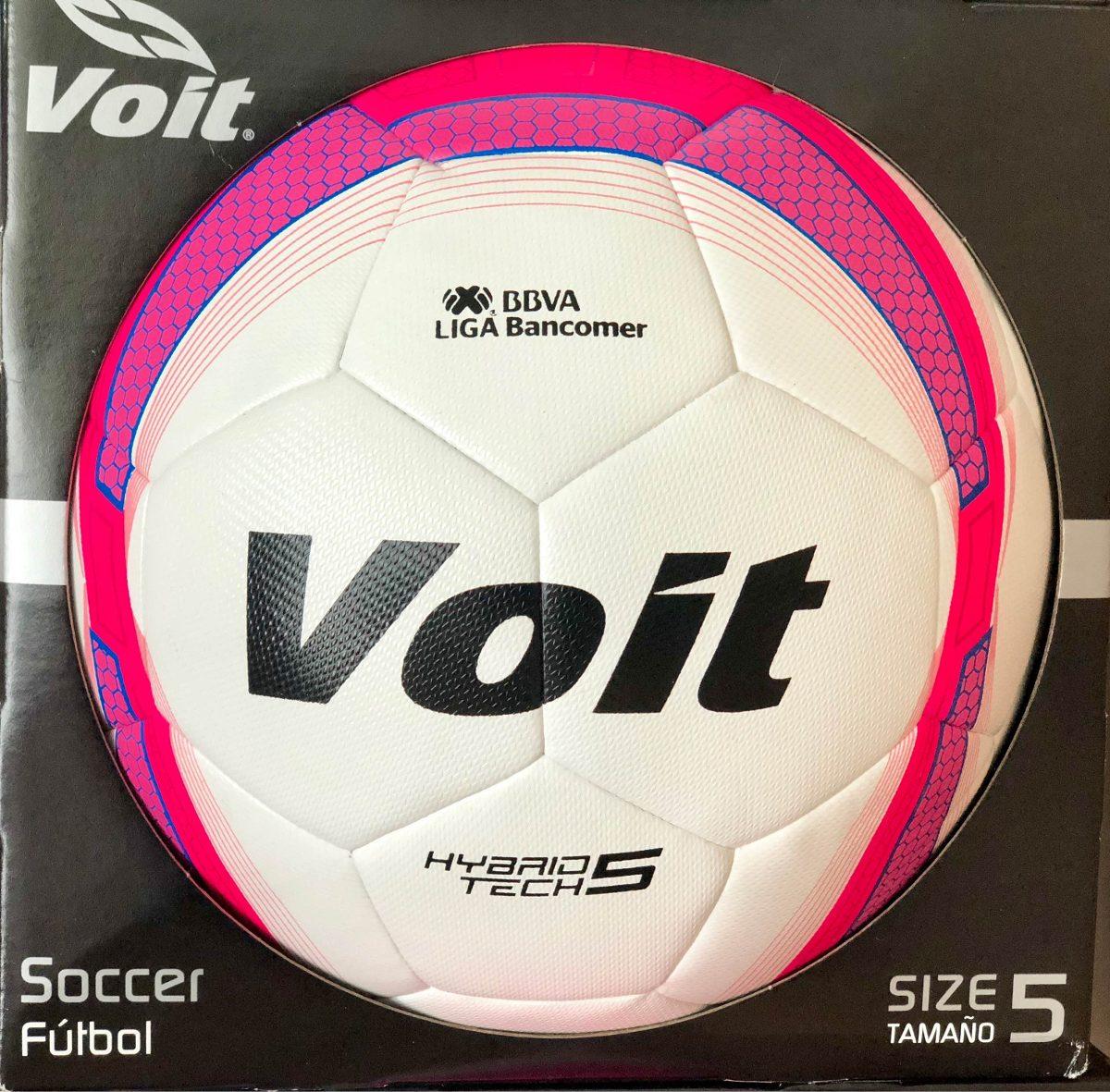 e10d2bafdb10b Voit Balon De Fútbol Lumo Hybrid Tech Réplica Liga Mx -   175.00 en ...