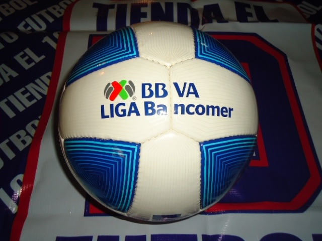 Voit Balon Futbol Liga Mx 2014 Azul -   1 a3dd9b062d018