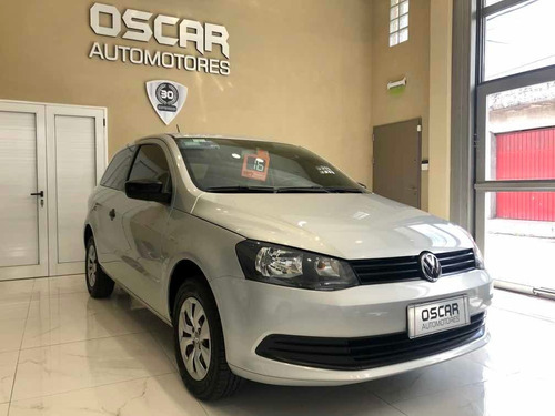 vokswagen gol trend pack 1 3p aa dh d/airbag año 2016 =0km