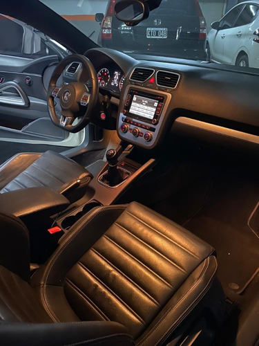 vokswagen scirocco 2.0 t 2013