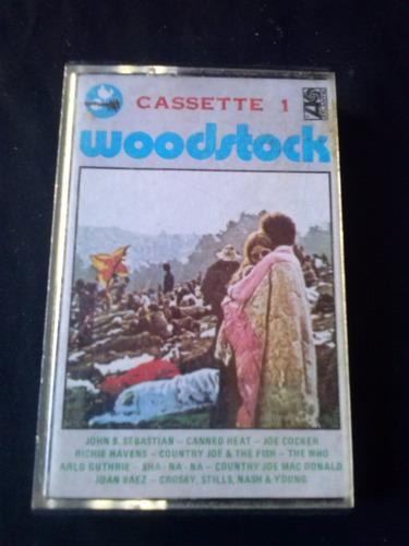 vol 1 woodstock varios artistas the who joan baez y otros