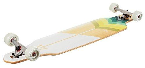 volador 40 pulgadas arce longboard crucero basico