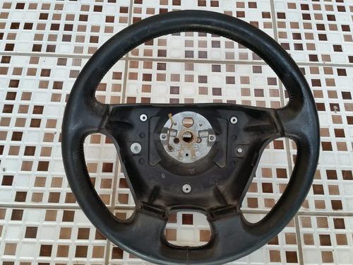 volante alfa romeo 164 24v c/ couro machucado original