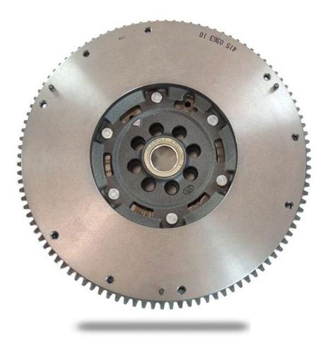 volante bi-massa motor nissan frontier2.5 07/11 original luk