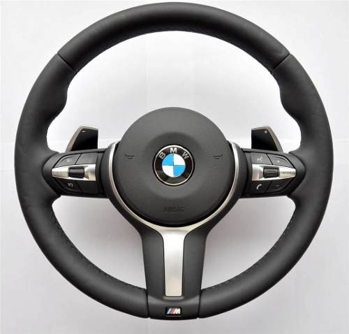 Volante Bmw C Paddle Shift M3 M5 Para Serie 3 5 7 Sport