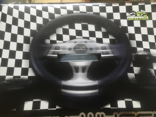 volante  cambios y pedales para sony ps2 ps3 pc cuotas