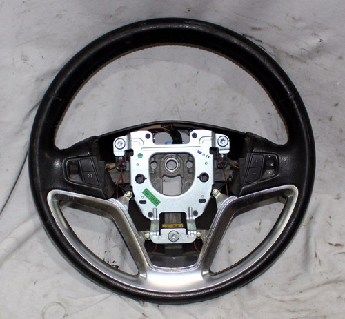 volante captiva ano 2008 2012 sem bolsa com comando de som