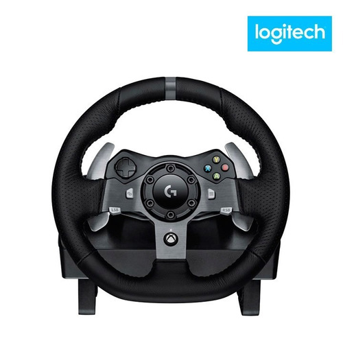 volante carreras logitech g920 driving force xbox one y pc