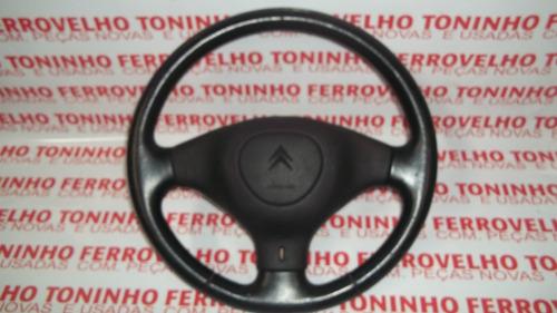 volante citroen c/ airbag  original